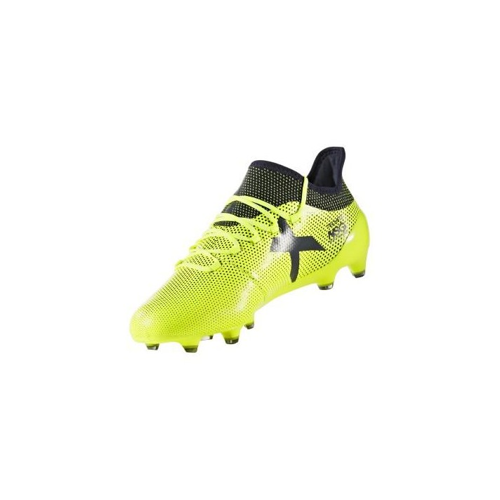 low priced ff059 397f5 Chaussure X 17.1 FG Jaune 2017 -18 ...