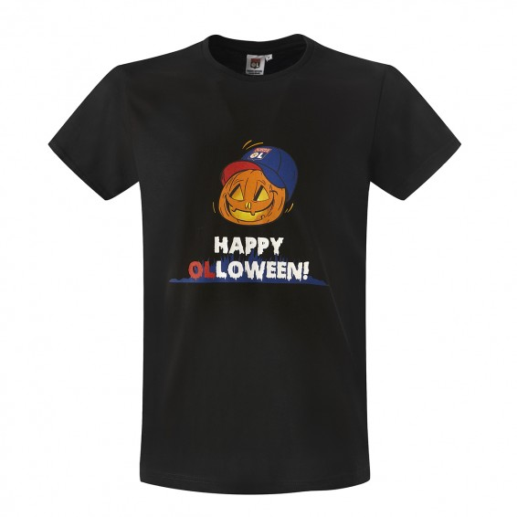 T-Shirt Halloween Adulte Noir
