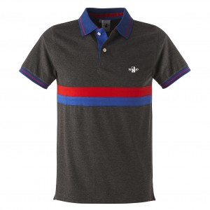 Polo 1950 Homme Anthracite