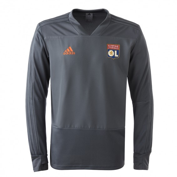 Sweat Entrainement Adulte Adidas Condivo OL 2017/2018