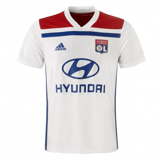 Maillot Domicile Adulte Olympique