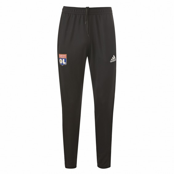 Adult Black Training Pants Adidas Olympique Lyonnais 2018/2019