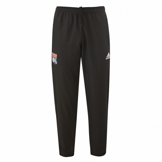 Black Sweatpants Olympique Lyonnais Adult 2018-19