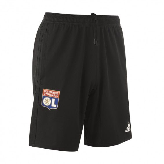 Black Training Shorts OL Adult 2018-19