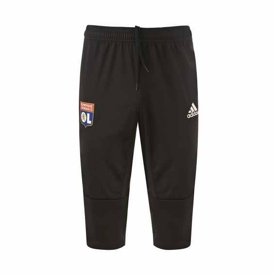 Black Training Pants 3/4 OL Adult 2018-19