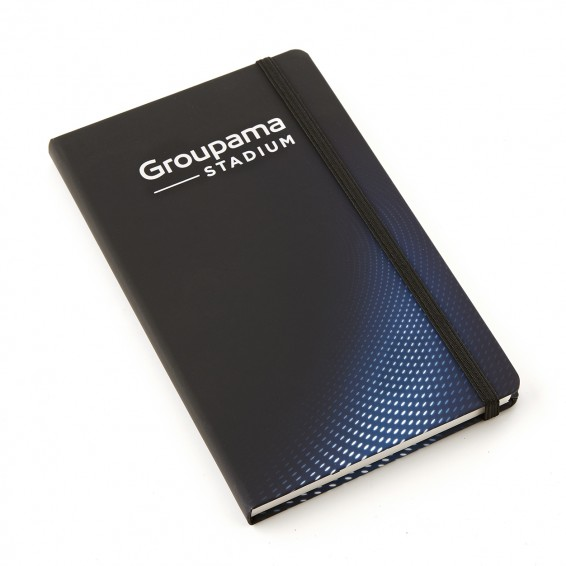 Groupama Stadium notebook