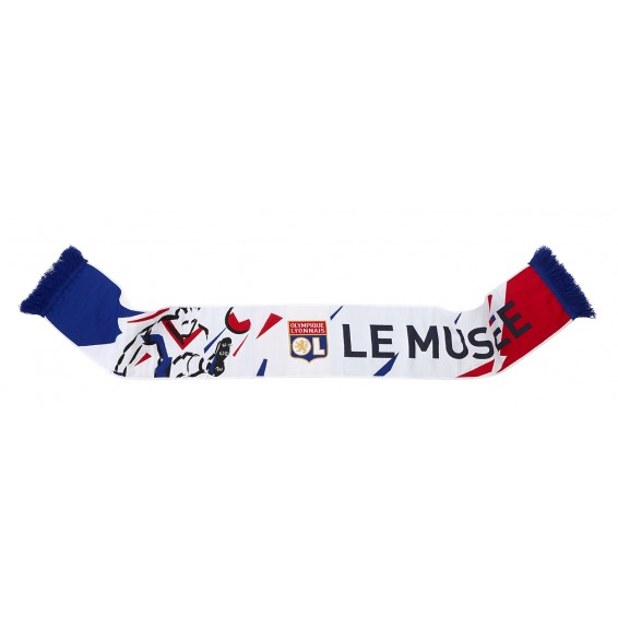 OL The Museum Scarf