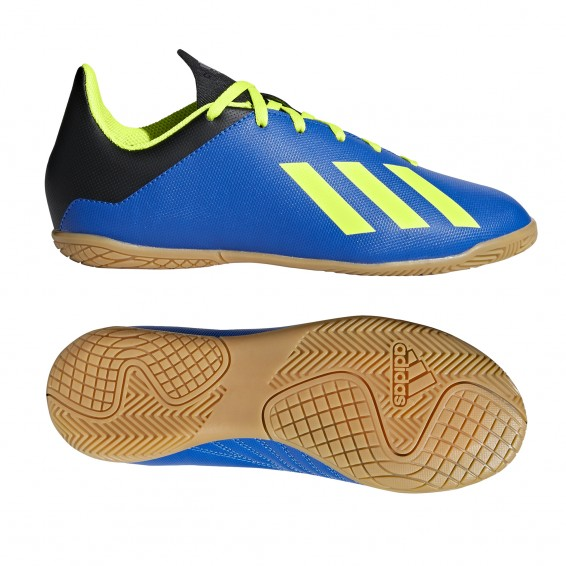Chaussure Junior Adidas X Tango 18.4 Indoor Bleu 2018/2019