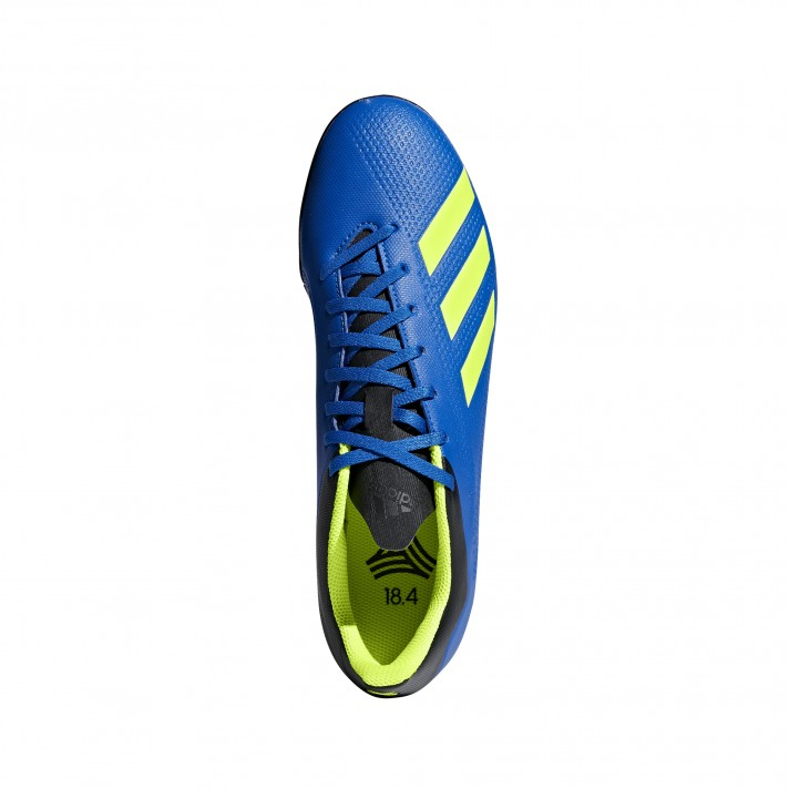 brand new 6461c c2a6a Chaussure Adulte Adidas X Tango 18.4 Turf Bleu 20182019