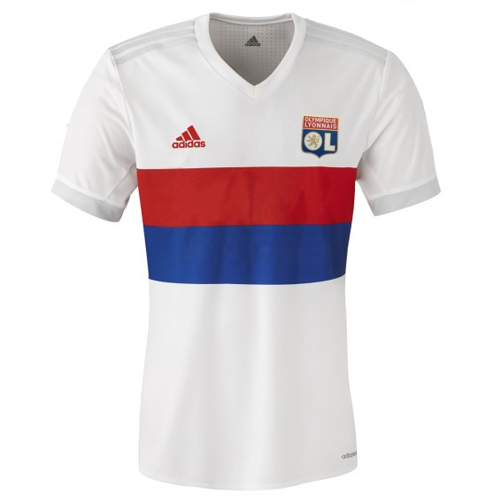 Olympique Lyonnais Official Adult Pro Jersey 2017/2018