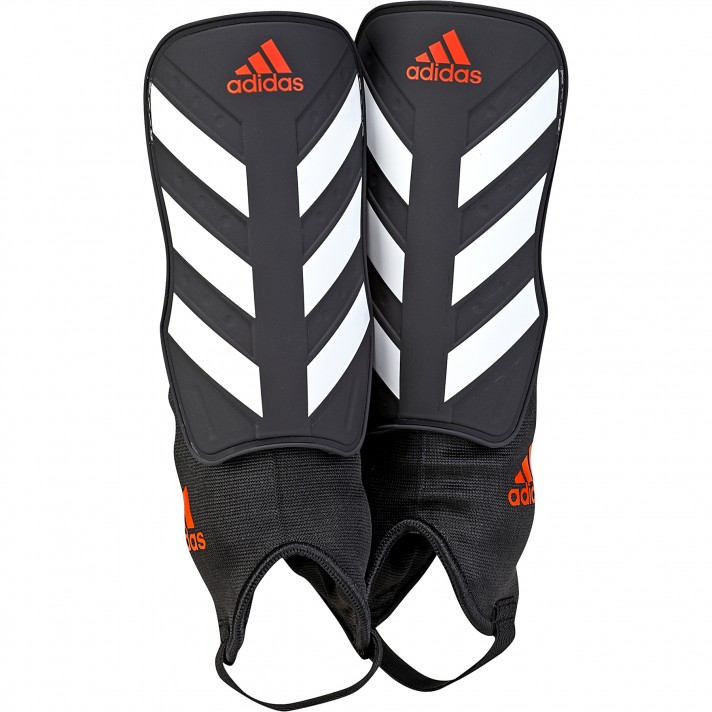 Black adidas Everclub Shin Guards 2018/2019