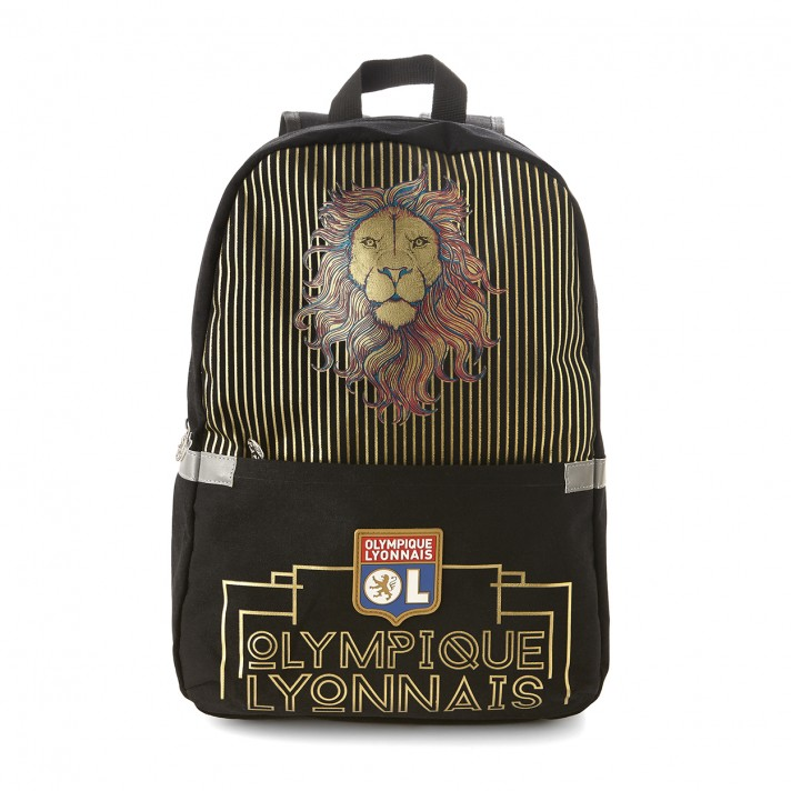 Olympique Lyonnais 2018 School Backpack