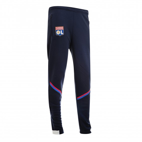Junior Navy Training Pants Junior RefleKt Olympique Lyonnais