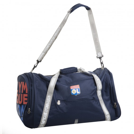 RefleKt Olympique Lyonnais Large Format Sport Training Bag