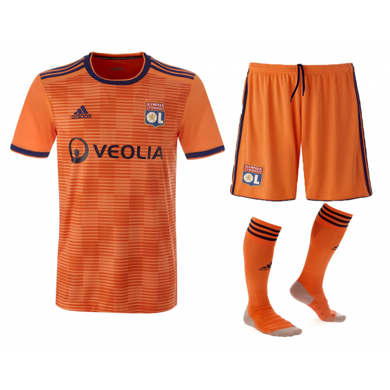 PACK TENUE THIRD JUNIOR 2018/2019