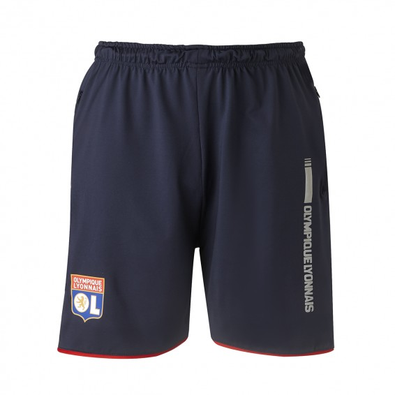 Junior Blue RefleKt Olympique Lyonnais Training Short