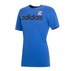 T-Shirt Junior Bleu