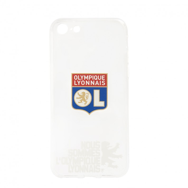 coque iphone 8 logo