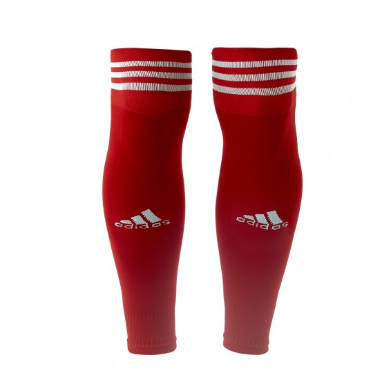 Half Red Guardian Compression Socks 2018-2019