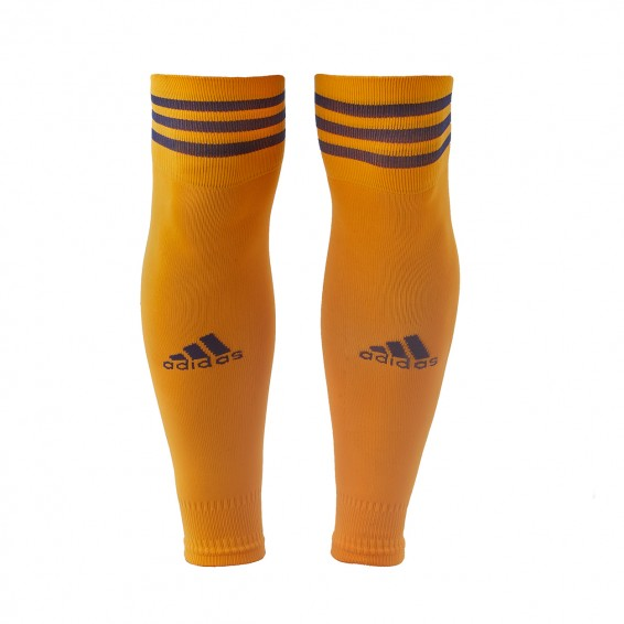 Demi Chaussettes de Compression Gardien Orange 2018-2019
