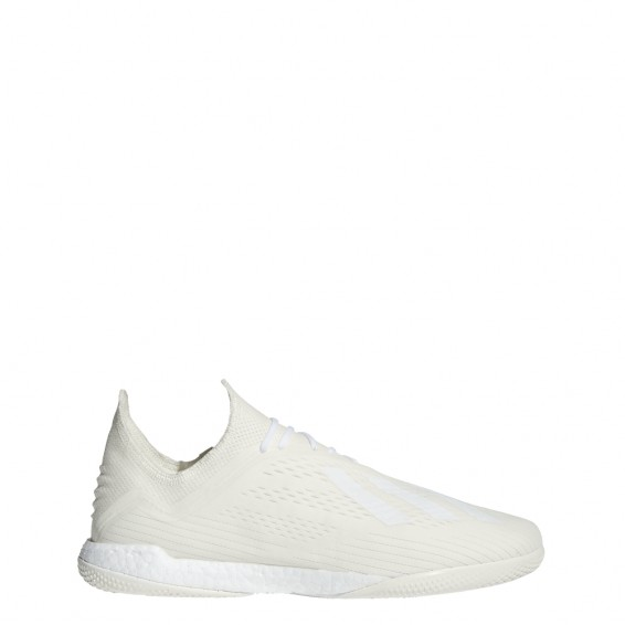 Baskets adidas blanches Adulte