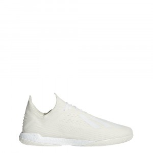Baskets adidas X TANGO 18.1 blanches Adulte