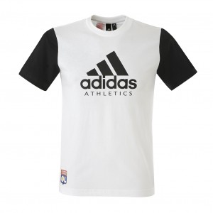 T-Shirt Blanc Athletics Garçon