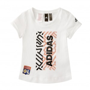 T-Shirt Femme Junior Blanc Graphique