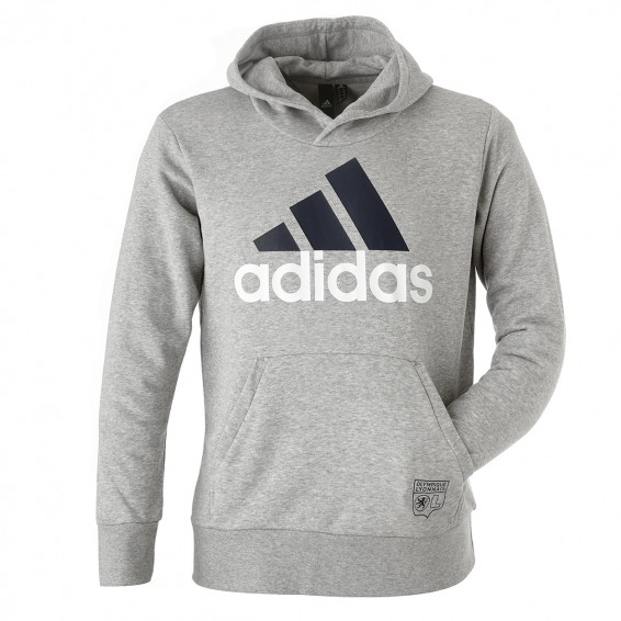 Sweat Détente Adulte Gris