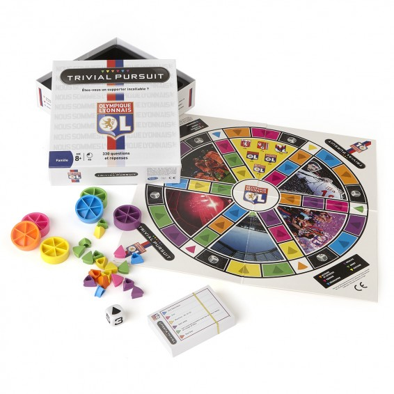 Mini Trivial Pursuit OL