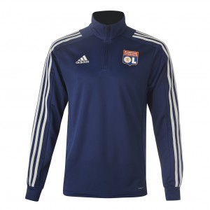 Sweat training ADIDAS bleu marine Adulte