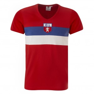 Maillot OL 1964-1965 réplica - Taille - S