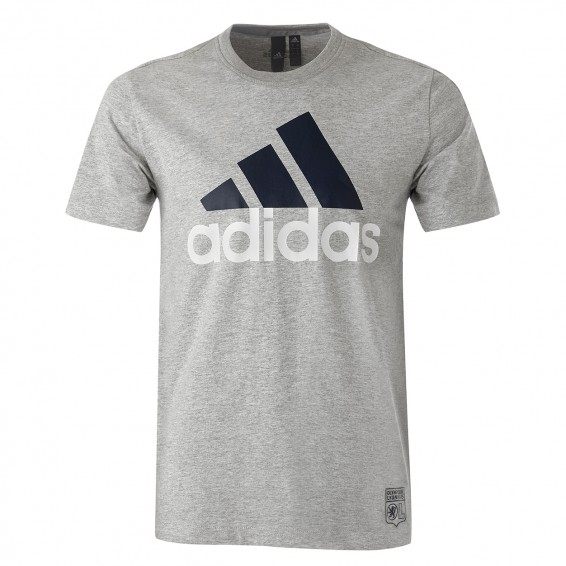 T-Shirt détente Gris