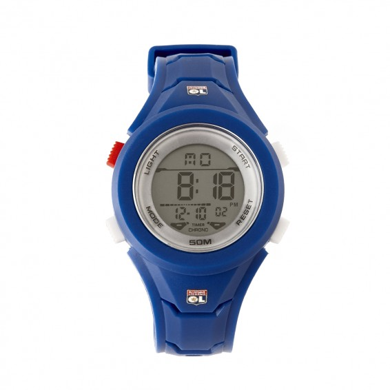 Montre junior silicone digitale