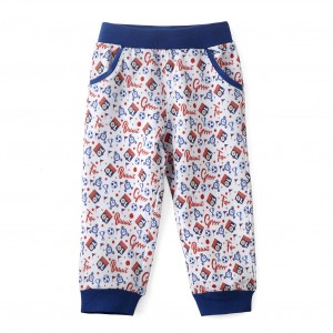 Pantalon jogging bébé bleu Baby But !!