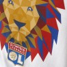 T-Shirt Lion Pop Garçon blanc