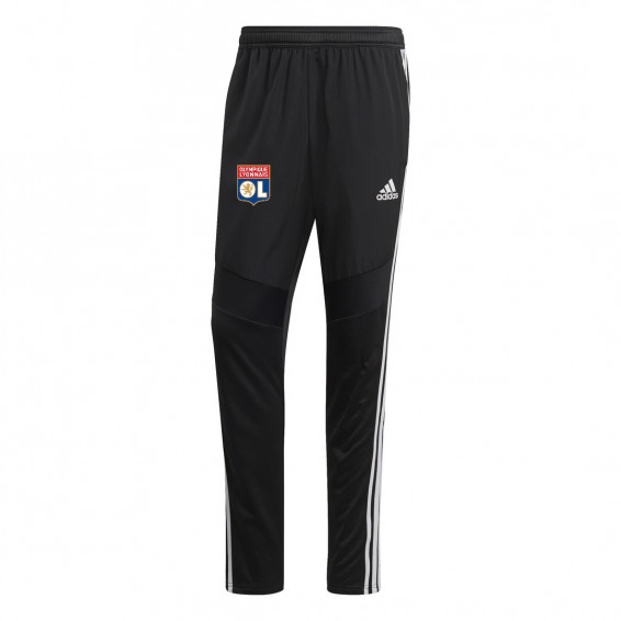 Winter black training pants OL adidas 2019/2020