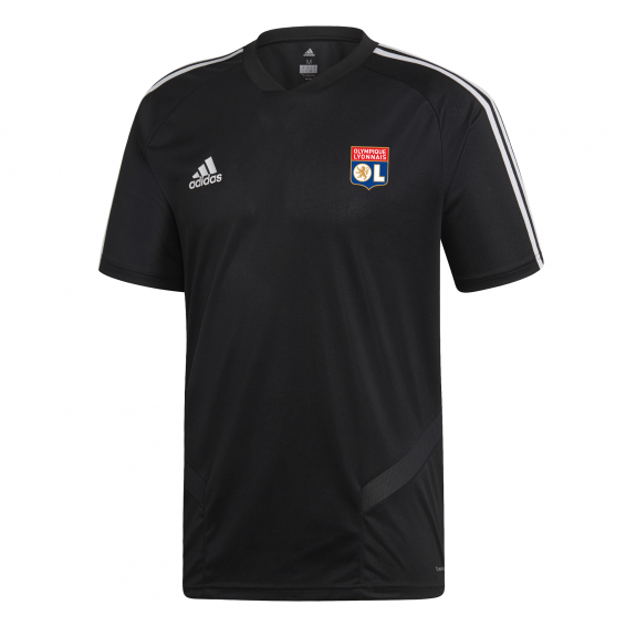 Training jersey black 19/20