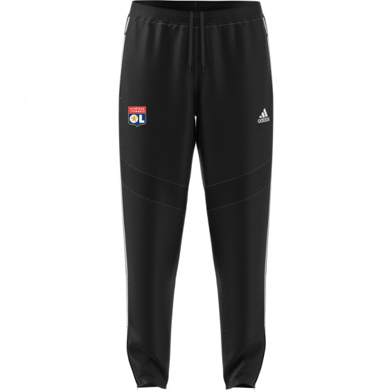 Black Adult Sweat Pants OL adidas 19/20