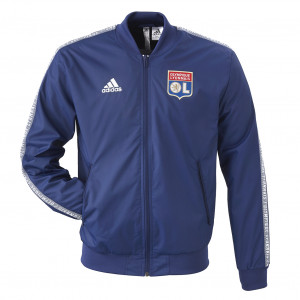 Veste Anthem Ligue 1 OL adidas 19/20 - Taille - XS