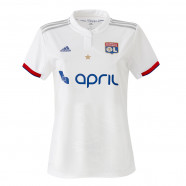 Olympique Lyonnais Women Home Jersey 2019/2020