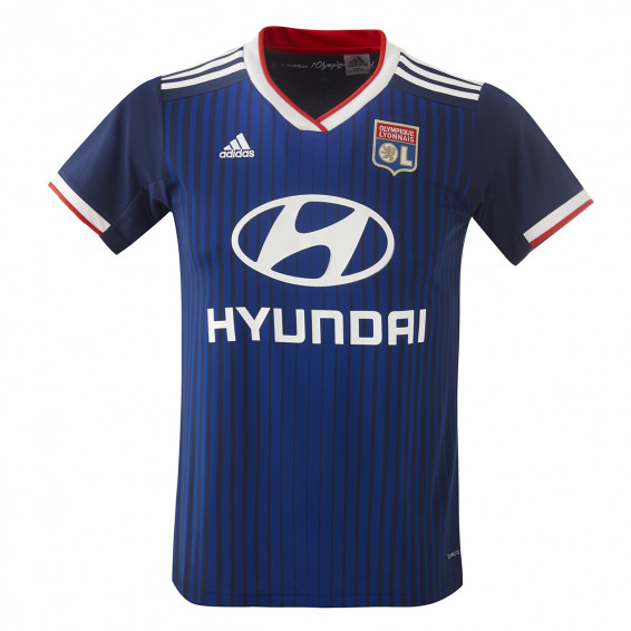 Olympique Lyonnais Adult Away Jersey 19/20