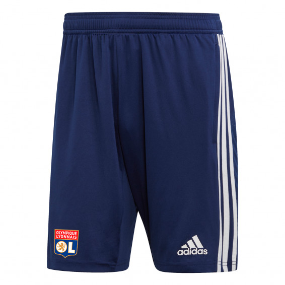 Naby Blue Adult Training Shorts OL adidas 19/20