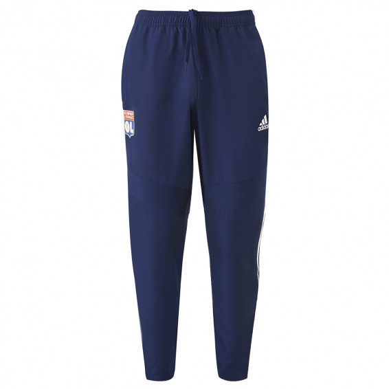 Pantalon de survêtement Bleu Marine Junior OL adidas 19/20