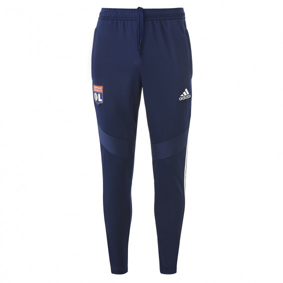 Navy blue training pants Junior OL adidas 2019/2020