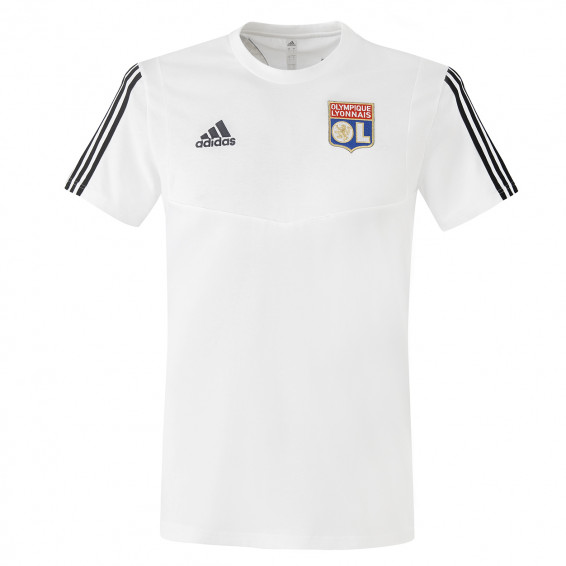 Away adult white t-shirt OL player adidas 19-20