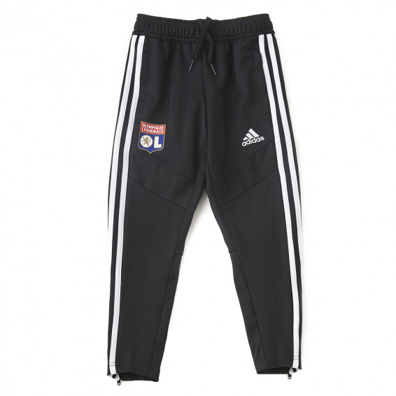 Black training pants OL adidas 2019/2020