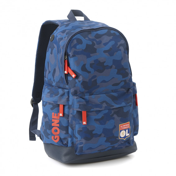 Backpack Olympique Lyonnais back to school