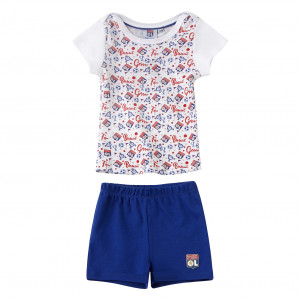 Ensemble short / t-shirt baby but - Taille - 2A