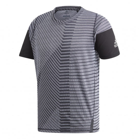 Tee shirt adidas Homme Gris